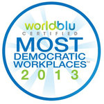 WorldBlu Certified Most Democratic Workplaces 2012